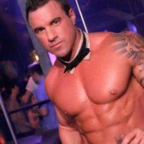 Stripteaseur Gary Genève