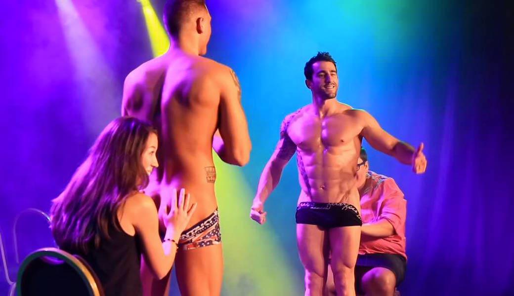 Stripteaseur Genève Suisse