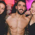 Stripteaseur La Chaux-de-Fonds enterrement de vie de jeune fille