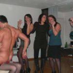 Stripteaseur Lausanne enterrement de vie de jeune fille Brian