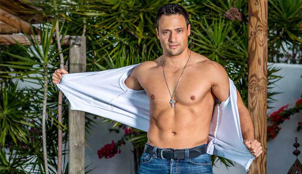 Stripteaseur Neuchâtel Brian