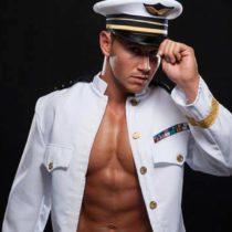 Stripteaseur Steeven Lausanne