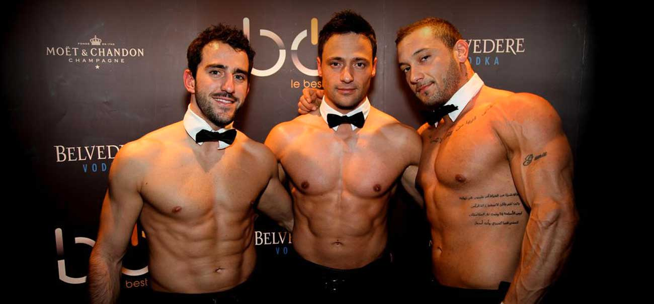 Stripteaseurs Vaud