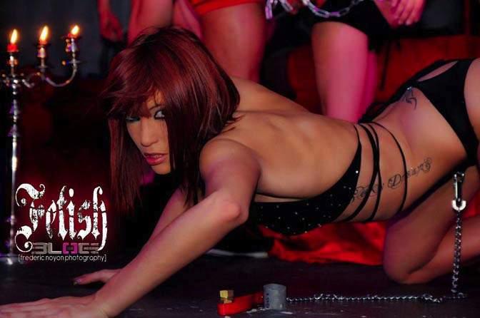 Stripteaseuse Lausanne Cyane