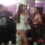 Stripteaseuse Sion enterrement de vie de jeune garçon