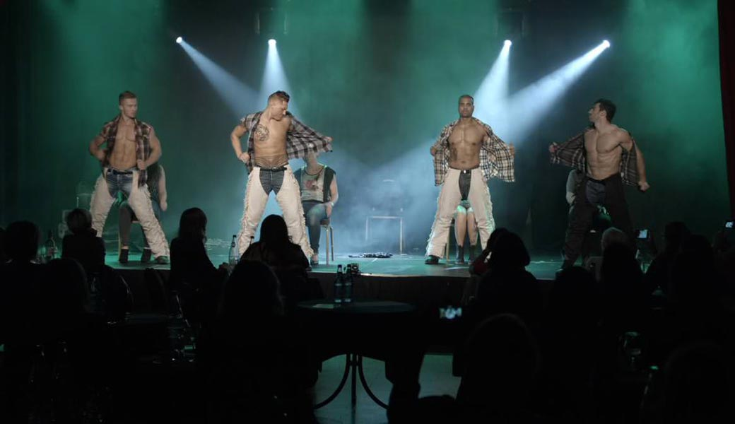Chippendales Show Lausanne