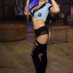 Stripteaseuse à domicile Genève Lilou