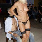 Striptease à domicile Genève Oxana